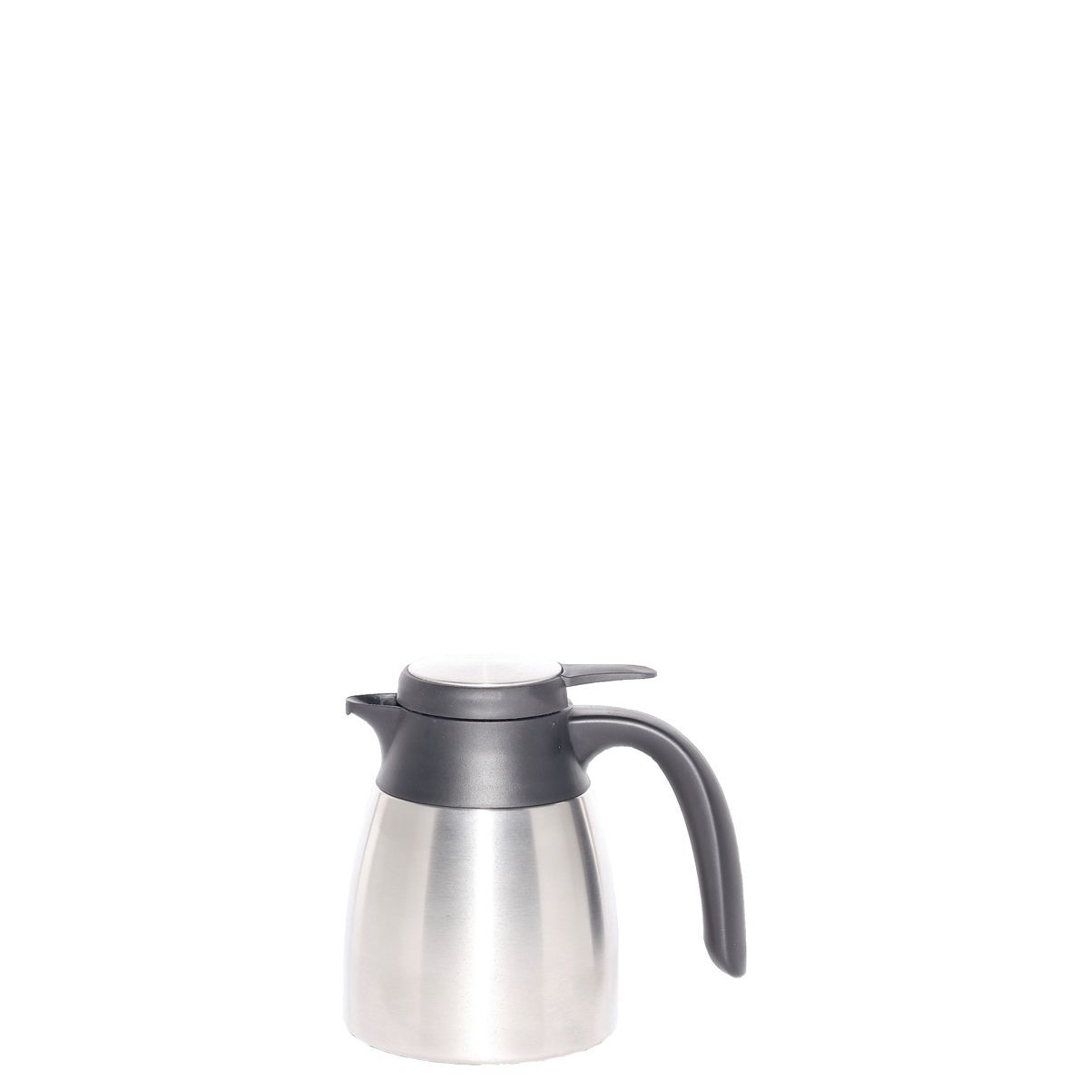 Service Ideas FCC06SS Stainless Steel Creamer, .6 Liter