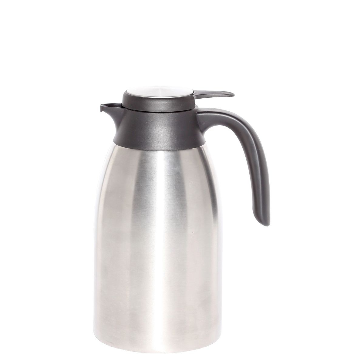 Service Ideas FCC16SS Stainless Steel Creamer, 1.6 Liter