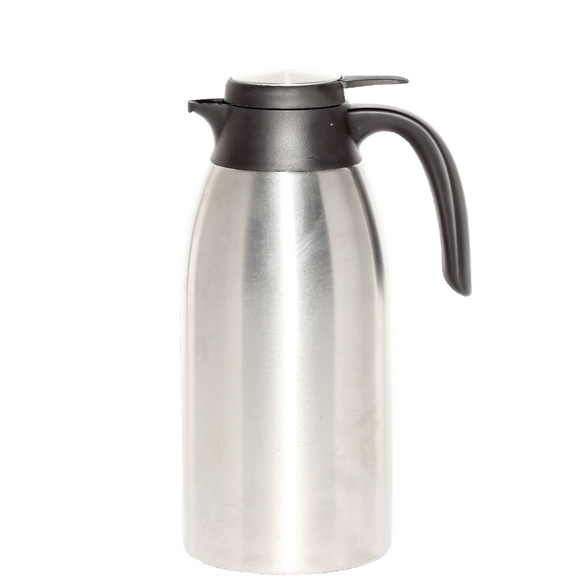 Service Ideas FCC20SS Stainless Steel Creamer, 2 Liter