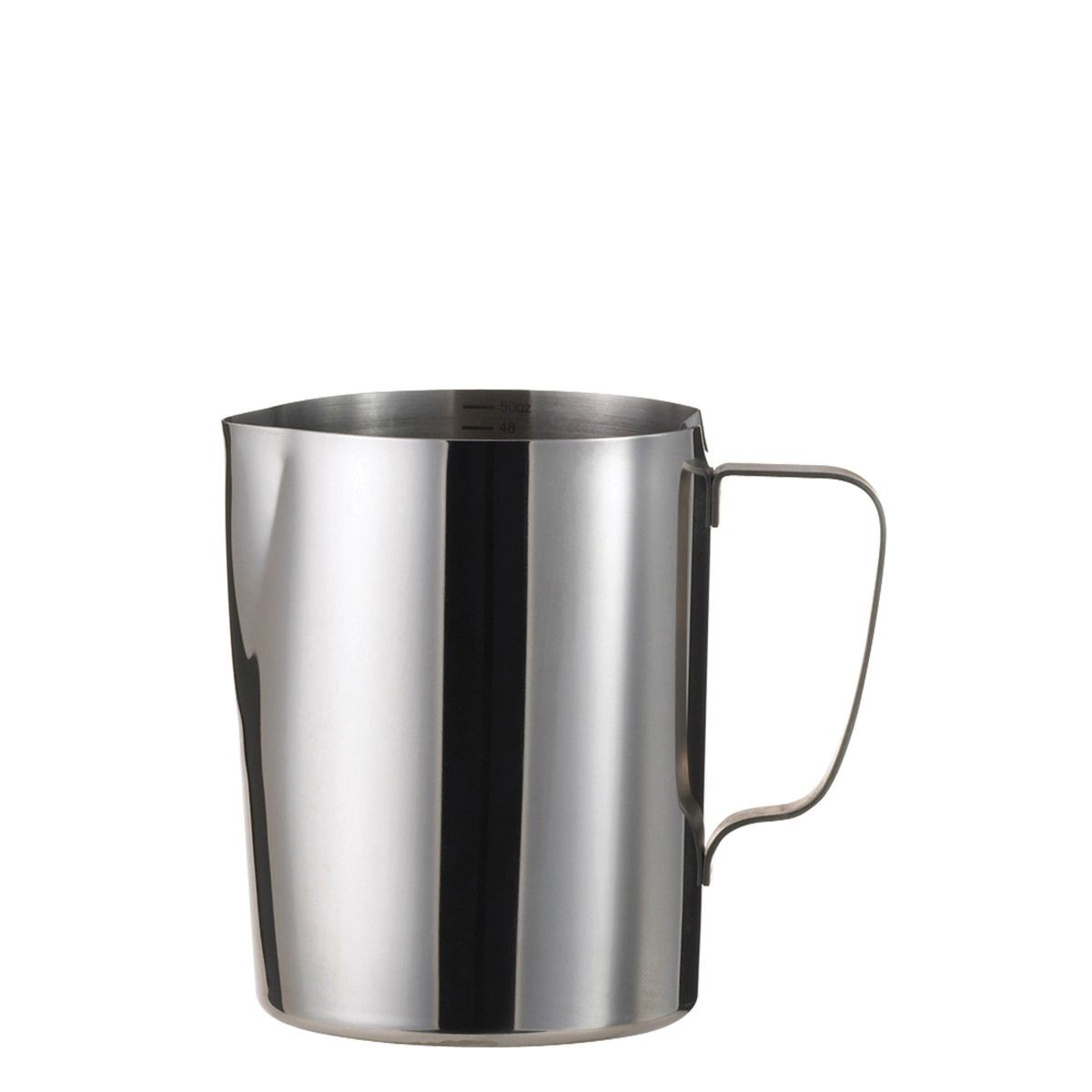 Service Ideas FROTH506 Frothing Pitcher 30 oz. with 6-oz. Increments