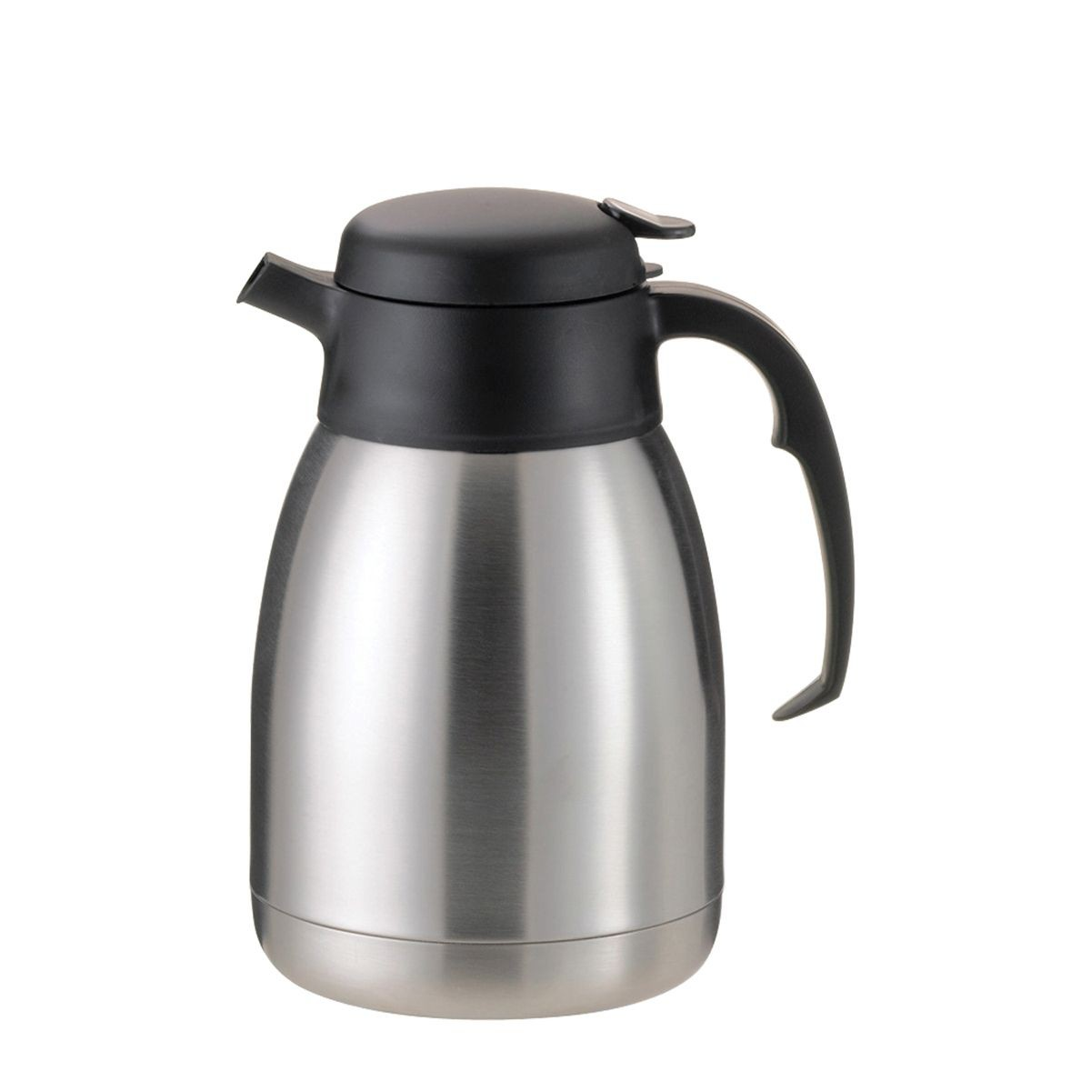 Service Ideas FVP20 Steelvac Insulated Stainless Steel Server 2 Liter
