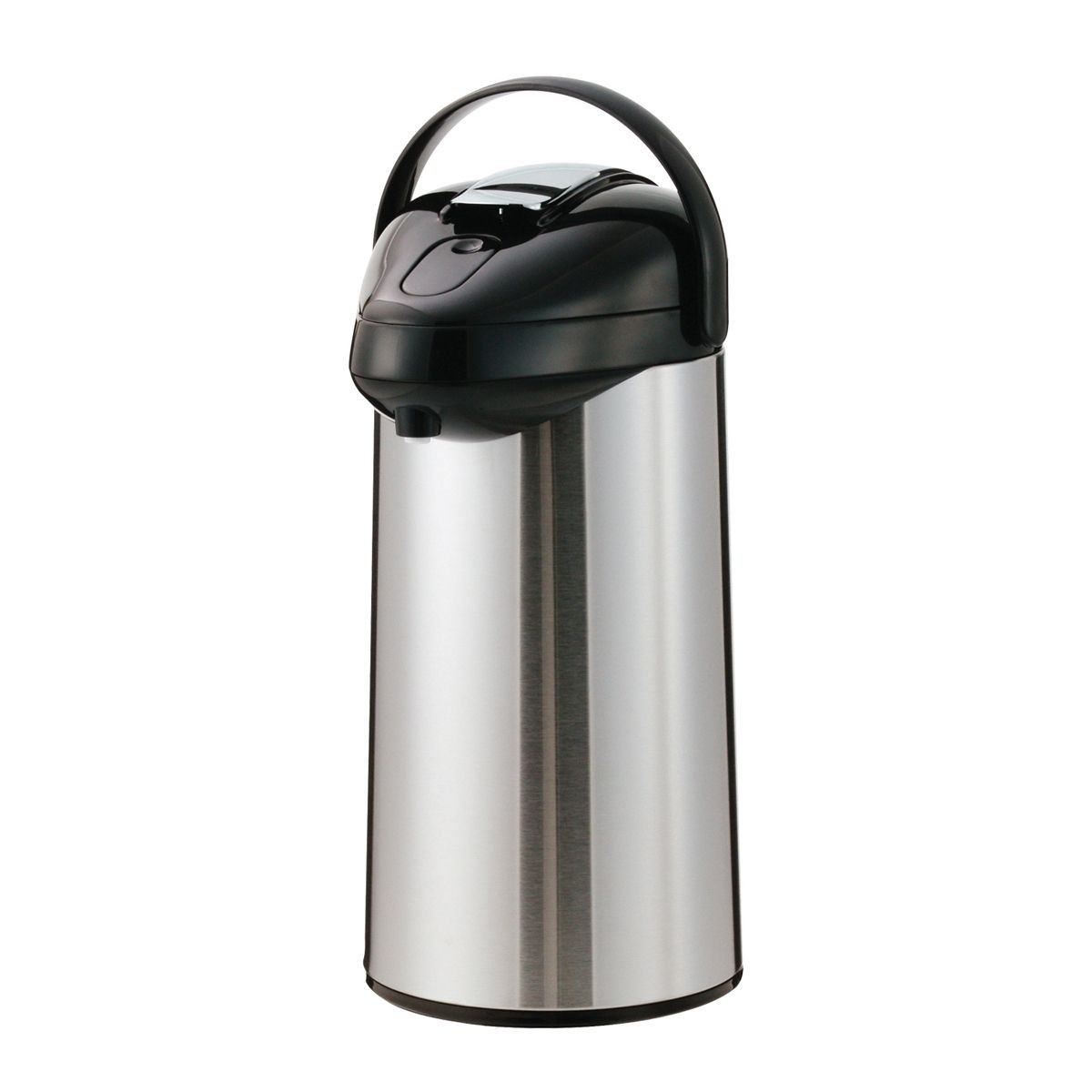 Service Ideas GLAL300 Premium Airpot with Lever Lid , 3 Liter