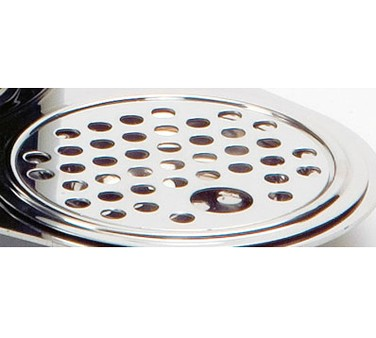 Service Ideas GSPSDT Grate for Ze Pe Beverage Dispensers 4-1/4""