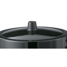 Service Ideas IBL3BL Black Ice Bucket Lid for IB3