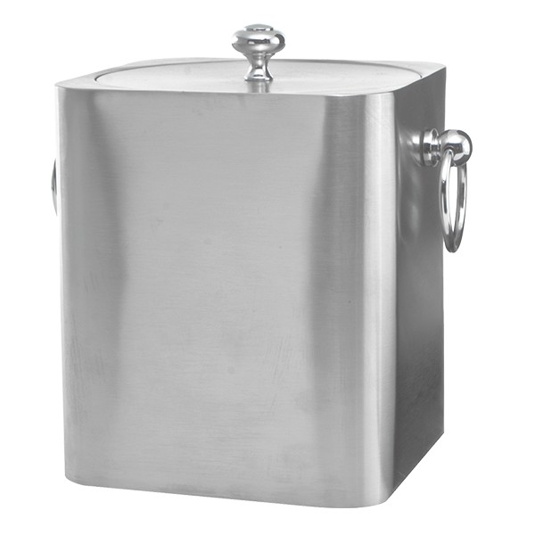 Service Ideas IBSQLID Square Ice Bucket Lid for IBSQ3BS