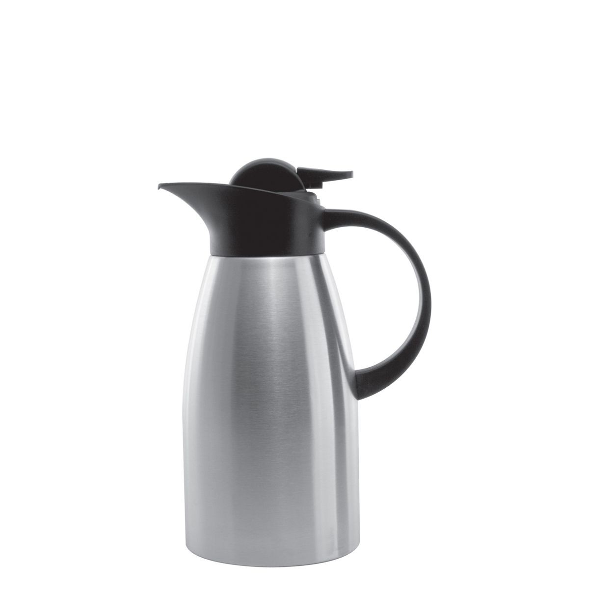 Service Ideas KVP1500 Brushed Stainless Touch Coffee Server, 1.5 Liter