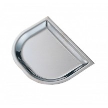 Service Ideas LO125SS Thermo-Plate Divided Platter Insert for LO125