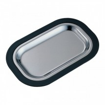 Service Ideas LO12BLC Thermo-Plate Large Sizzle Platter