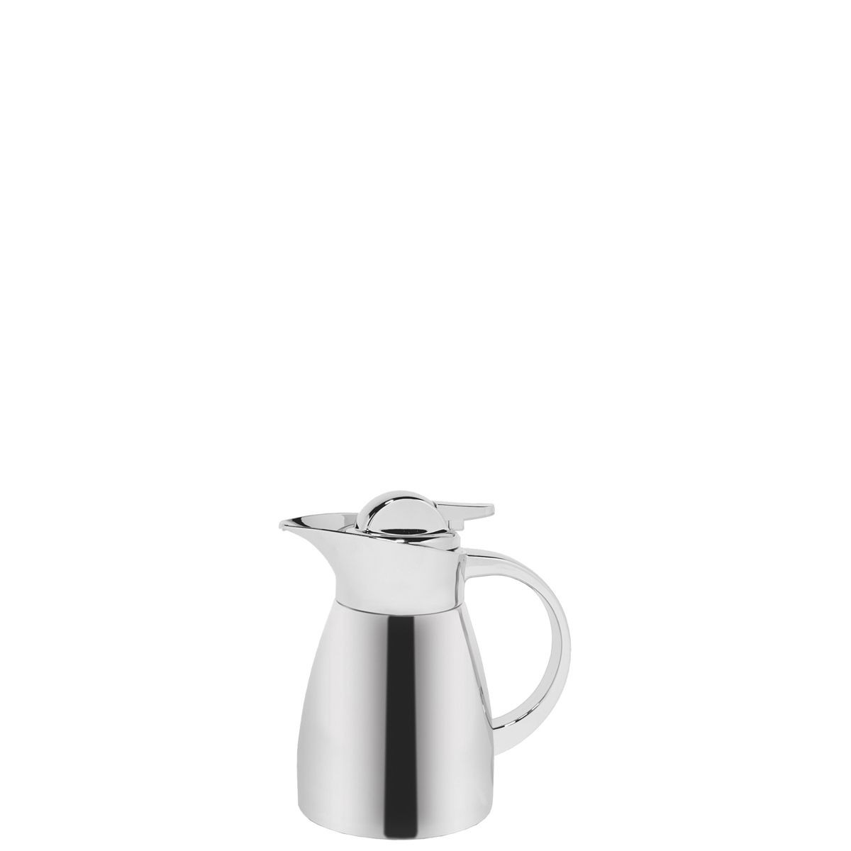 Service Ideas LVP67 Elite Touch Stainless Steel Server, 0.6 Liter