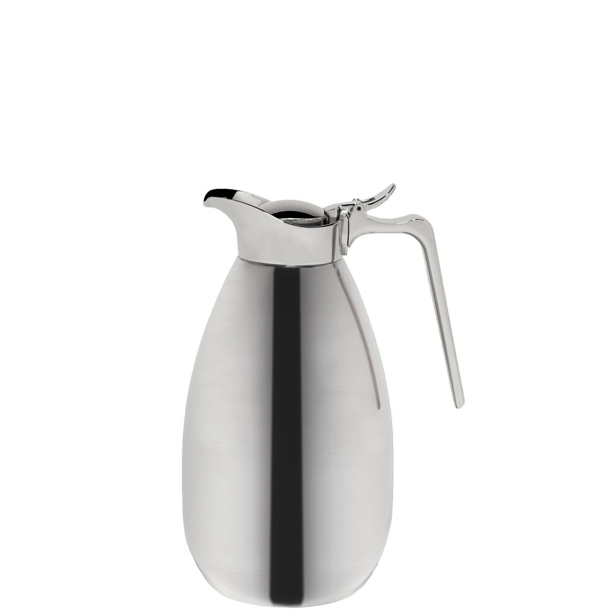 Service Ideas MEVC1500 Elite Touch Polished Stainless Steel Server, 1.5 Liter