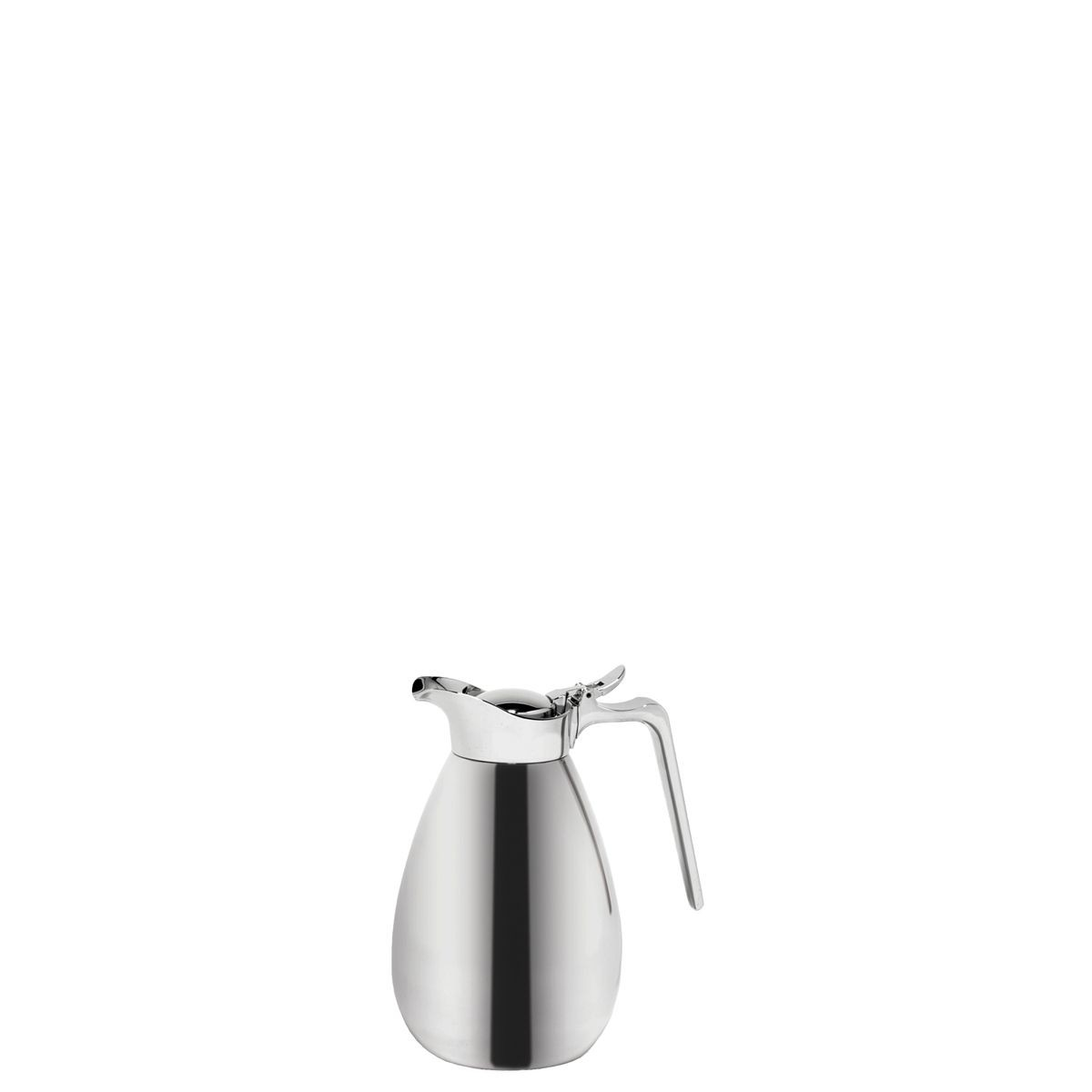 Service Ideas MEVC67 Elite Touch Polished Stainless Steel Server, 0.6 Liter