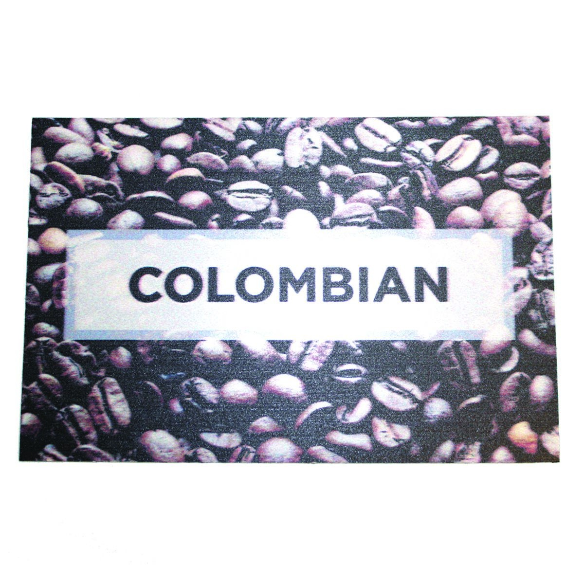 "Service Ideas MTCB4CO Columbian ID Magnet Tag, 4"" x 6"""