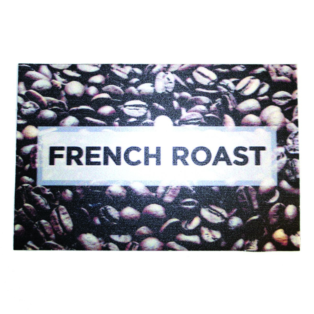 "Service Ideas MTCB4FR French Roast ID Magnet Tag, 4"" x 6"""