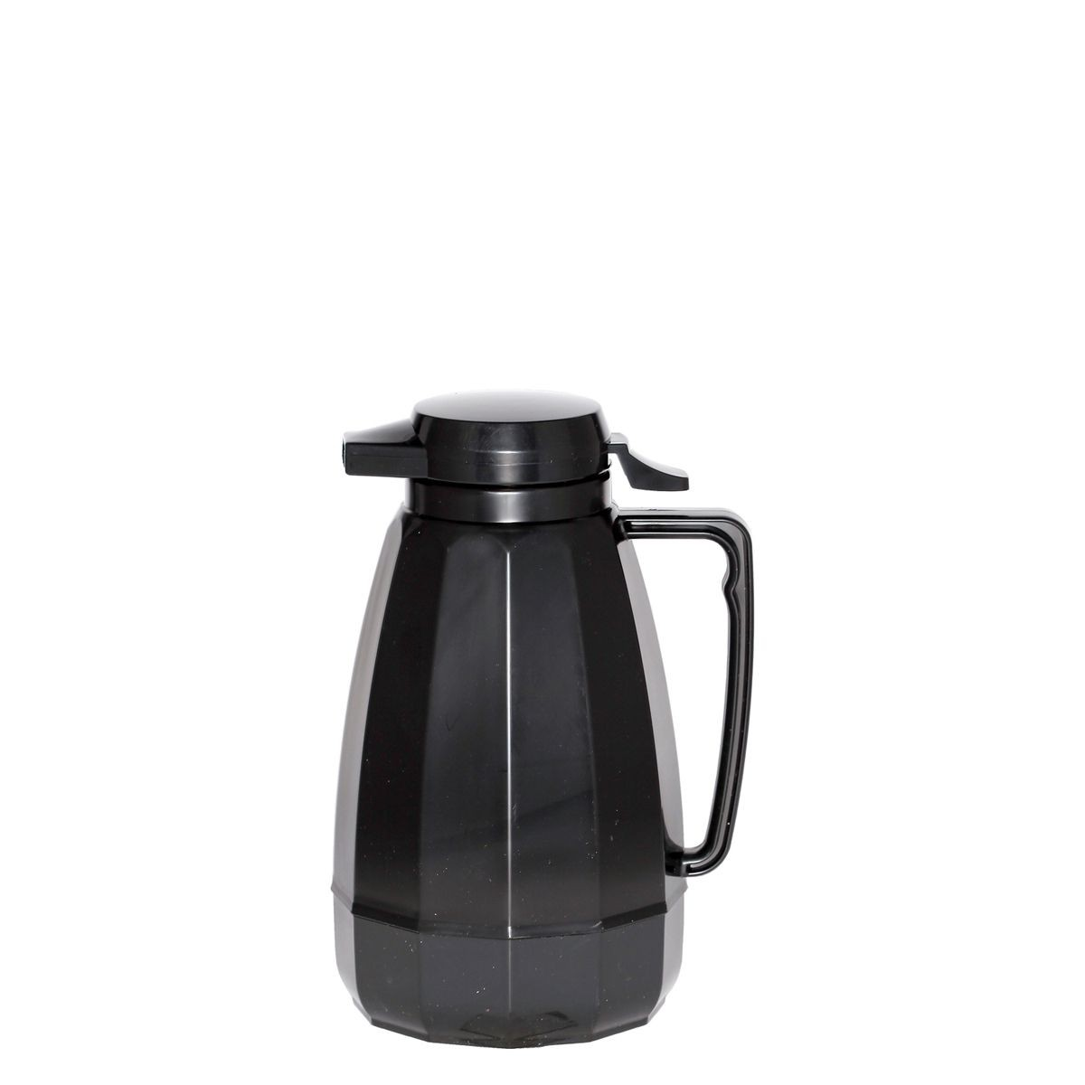 Service Ideas NG101BL New Generation Black Coffee Server, 1 Liter (34 oz.)
