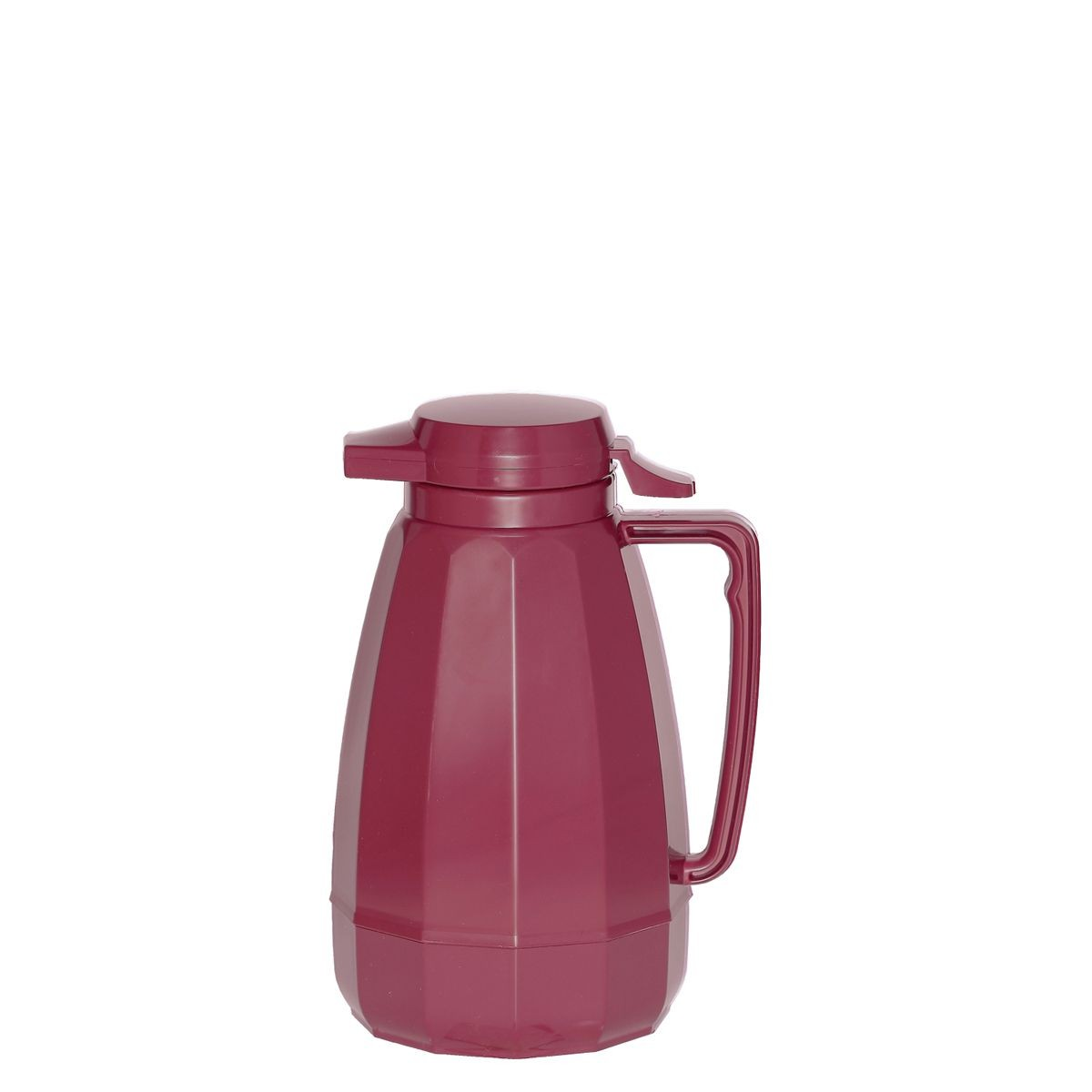 Service Ideas NG101BU New Generation Burgundy Coffee Server, 1 Liter (34 oz.)