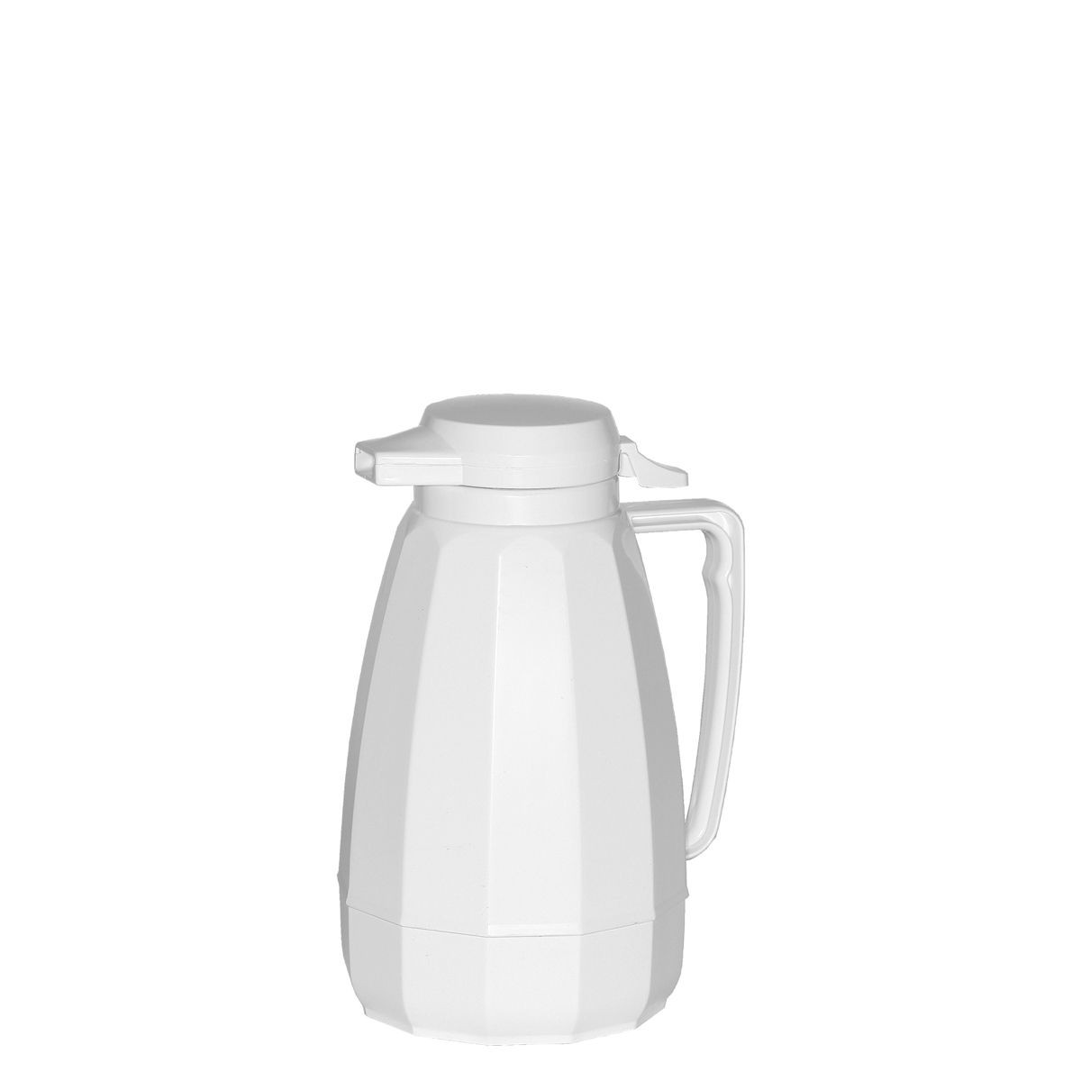 Service Ideas NG101WH White New Generation Coffee Server, 1 Liter (34 oz.)