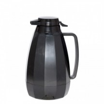 Service Ideas NG421BL New Generation Black Coffee Server, 2 Liter  (68 oz.)