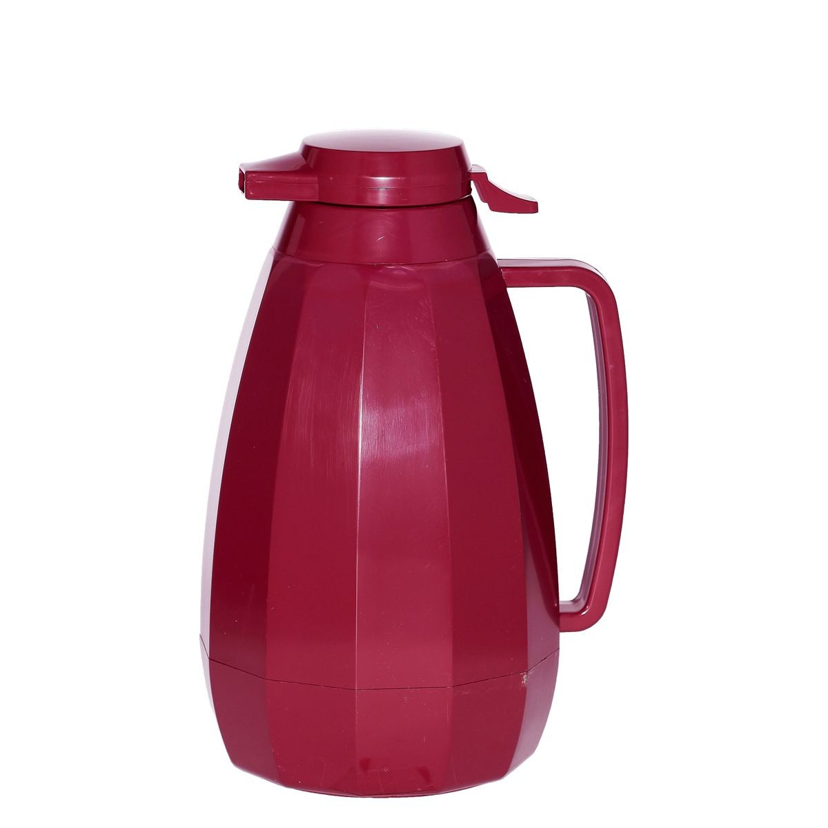 Service Ideas NG421BU New Generation Burgundy Coffee Server, 2 Liter  (68 oz.)