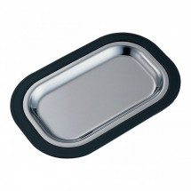 Service Ideas OT11BLC Thermo-Plate Small Sizzle Platter