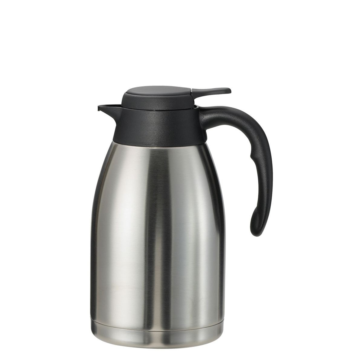Service Ideas PWLA161 Steelvac Brushed Stainless Server, 1.6 Liter (54 oz.)