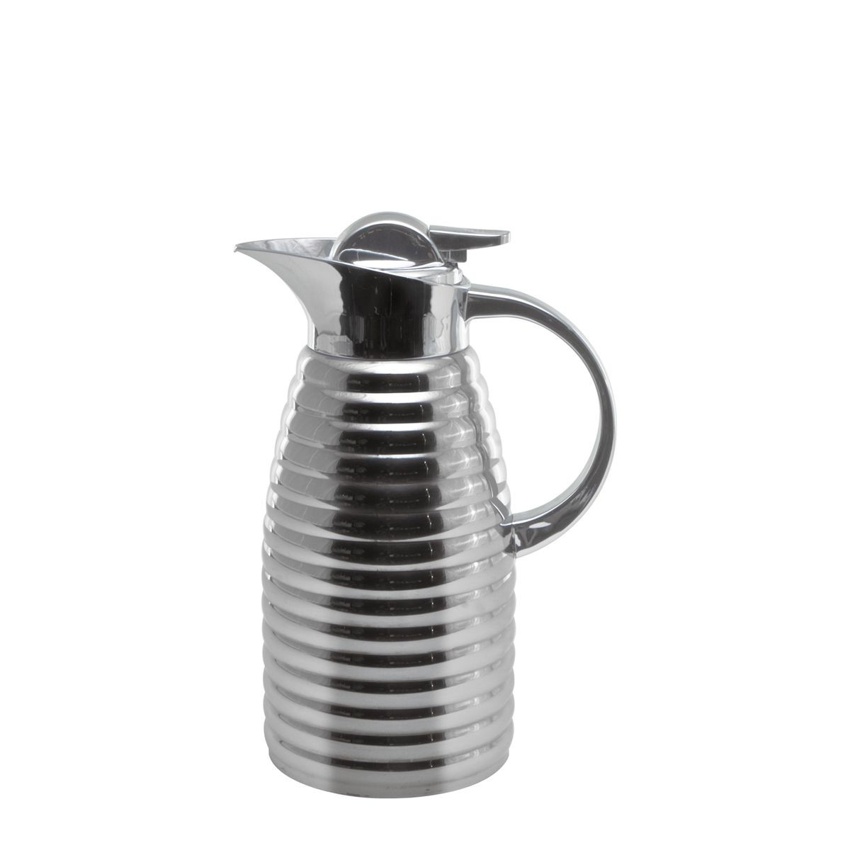 Service Ideas RLVP1500 Bumblebee Elite Stainless Steel Server, 1.5 Liter (51 oz.)