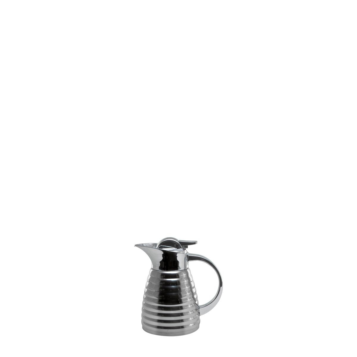 Service Ideas RLVP67 Bumblebee Elite Stainless Steel Server, .6 Liter (20 oz.)