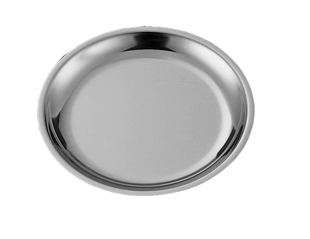 "Service Ideas RT1025SS 10.25"" Thermo-Plate Round Platter Insert for RT1025"