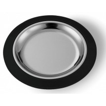Service Ideas RT701BLC Thermo-Plate Round Sizzle Platter Set 7""