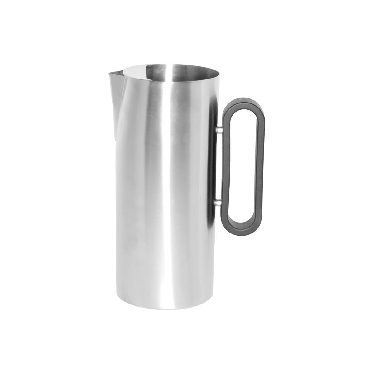 Service Ideas SB-23 SteelForme Water Pitcher with Ice Guard, 64 oz.