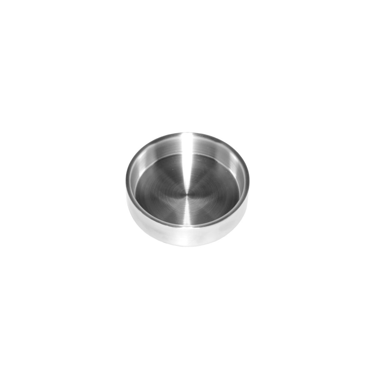 Service Ideas SB-44 SteelForme Double Wall Serving Bowl 12 oz.