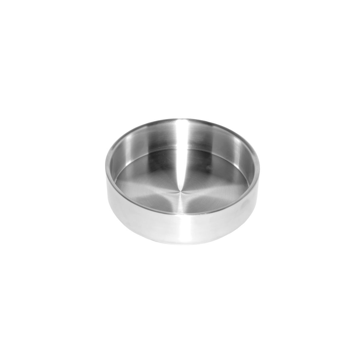 Service Ideas SB-45 SteelForme Double Wall Serving Bowl 2.3 Qt.