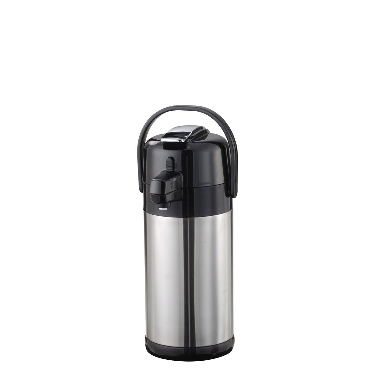 Service Ideas SECAL25S Airpot with Interchangeable Lever Lid, 2.5 Liter