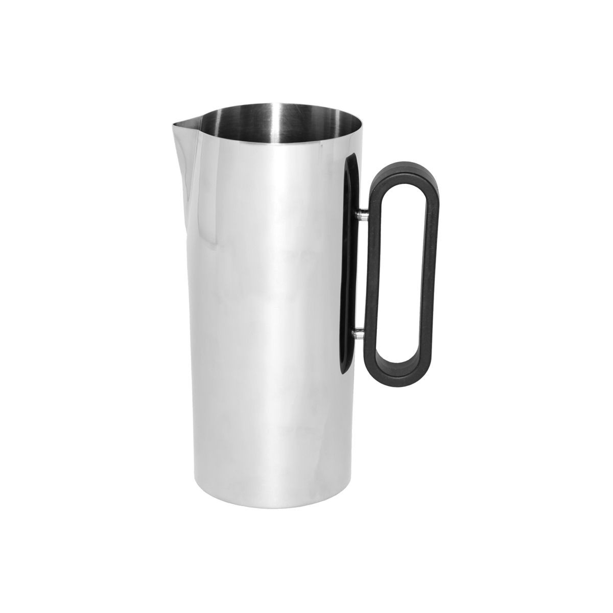 Service Ideas SM-24 SteelForme Stainless Steel Water Pitcher, 64 oz.