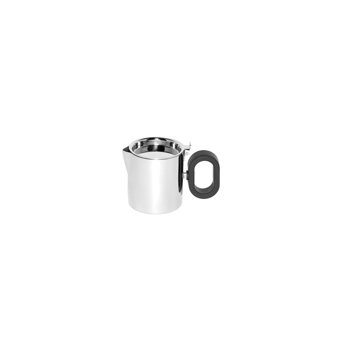Service Ideas SM-25 SteelForme Creamer with Lid, 5 oz.