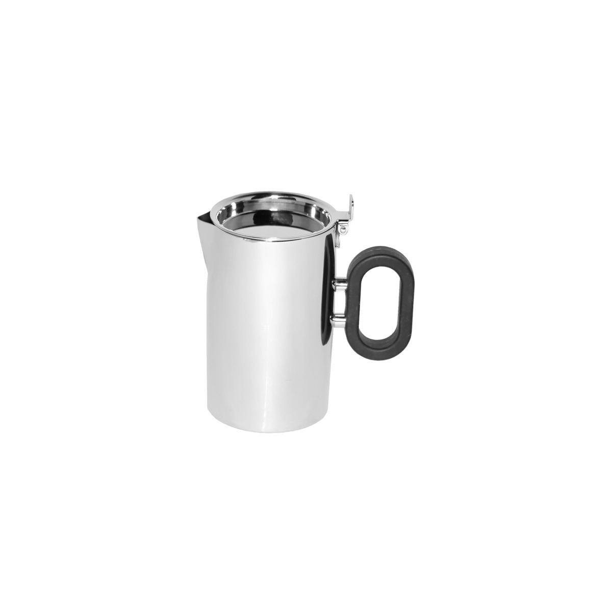 Service Ideas SM-26 SteelForme Creamer with Lid, 9 oz.