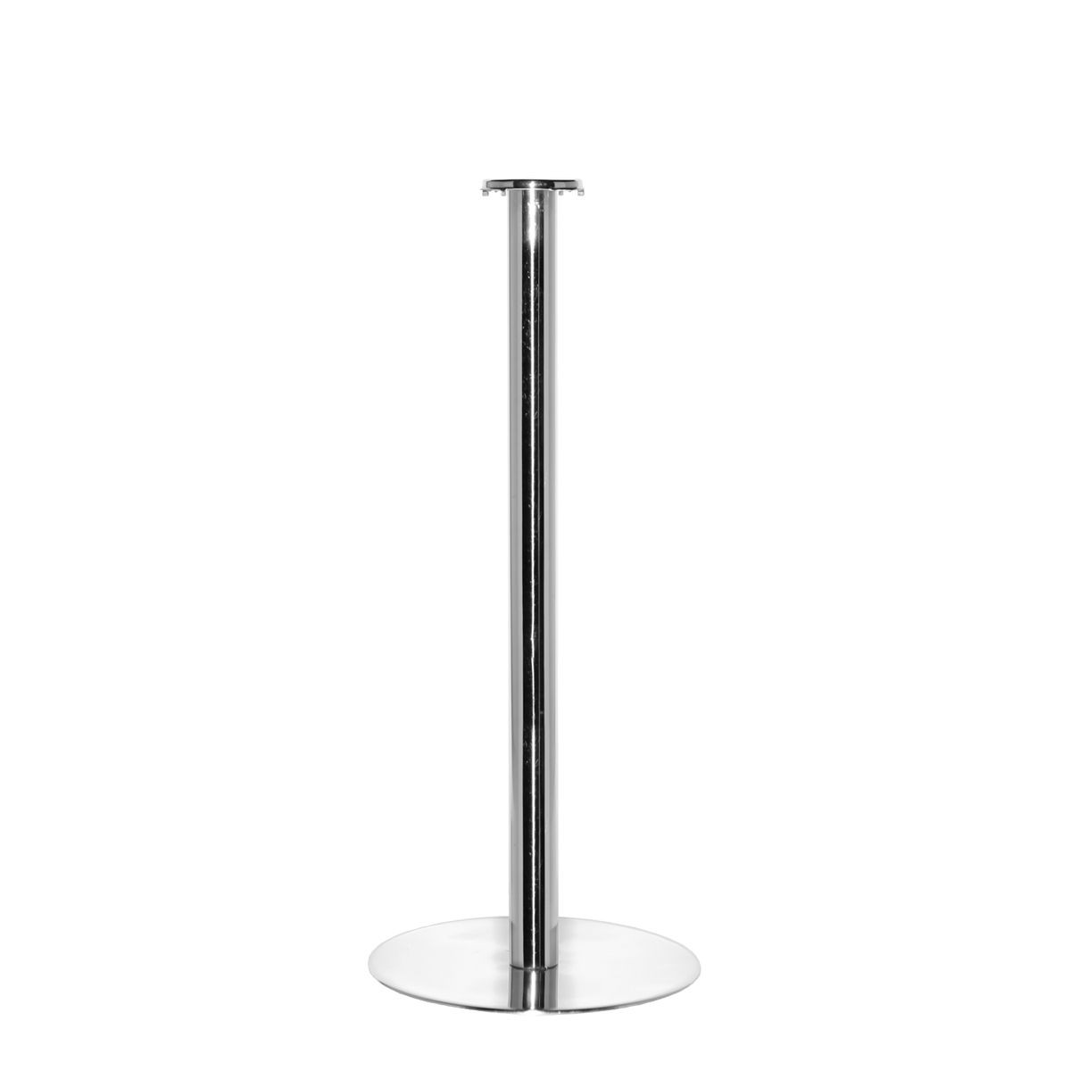 "Service Ideas SM-4 SteelForme Stainless Steel Bucket Stand, 25""H"