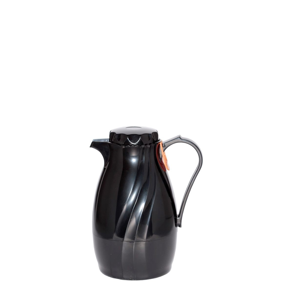Service Ideas TNS40BL Twist N' Serv Black Server, 1.2 Liter