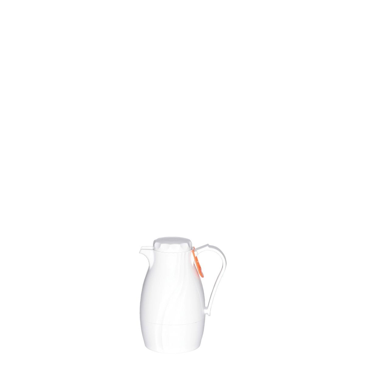 Service Ideas TNS20WH Twist N Serv White Server, 0.5 Liter