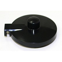 Service Ideas TPLBL Replacement Black Lid for TS 612 Teapot