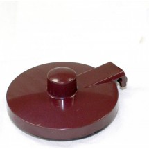 Service Ideas TPLBU Replacement Burgundy Lid for TS612 Teapot