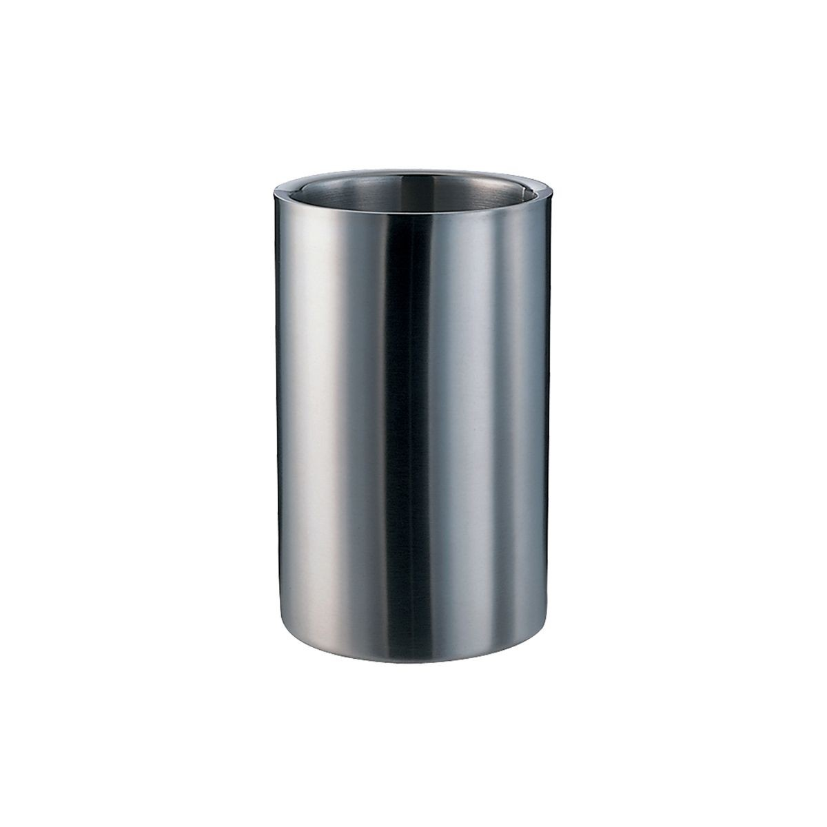 "Service Ideas WC1 Stainless Steel Wine Chiller, 7-3/4"" x 4-3/4"""