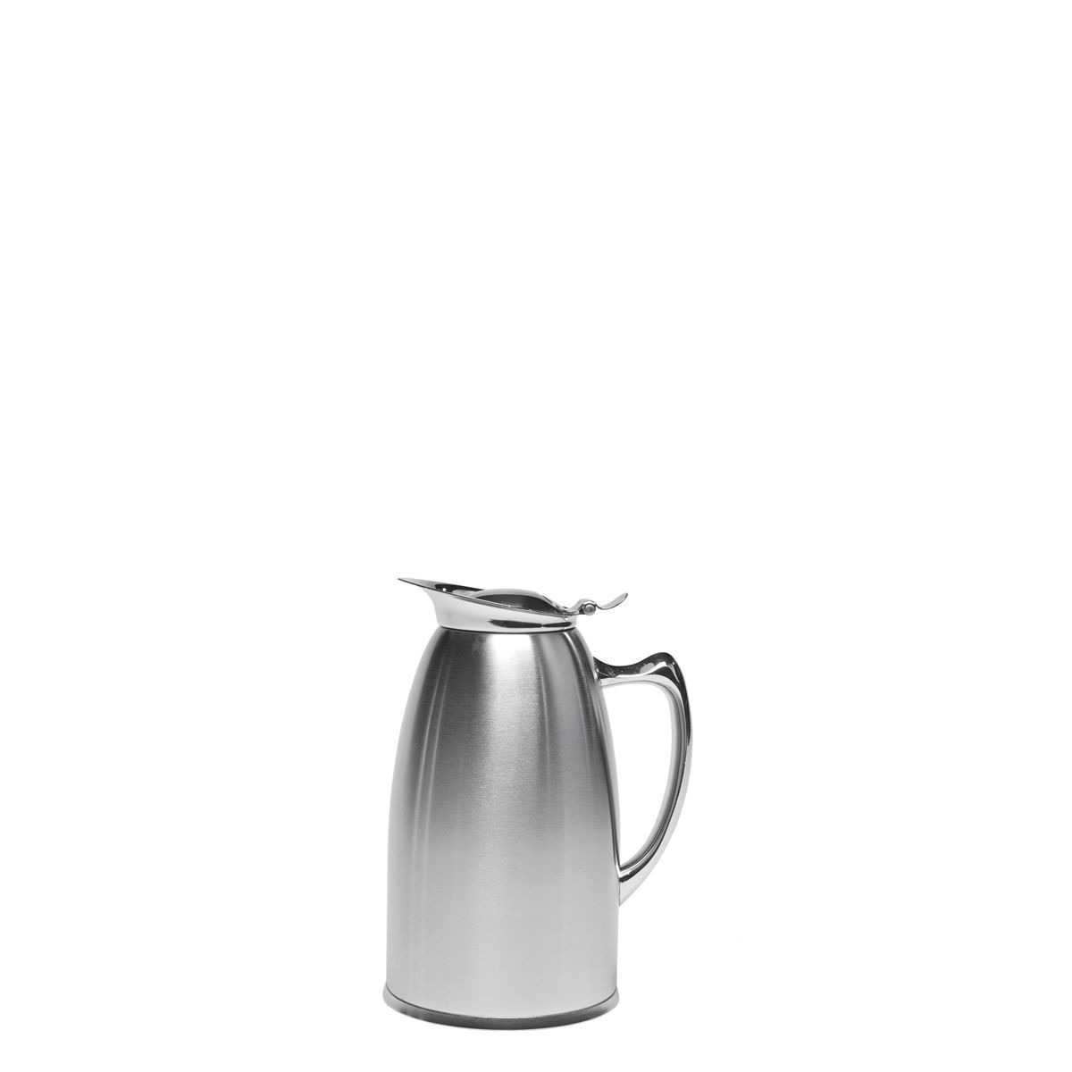 Service Ideas WP6SA Brushed Stainless Steel Insulated Pitcher 0.6 Liter