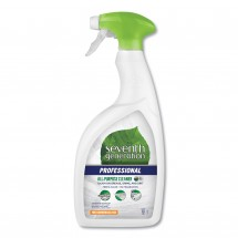 Seventh Generation Free & Clear All-Purpose Cleaner, 32 oz., 8/Carton