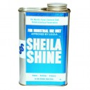Sheila Shine Stainless Steel Cleaner & Polish, 1 Qt. Can, 12/Carton