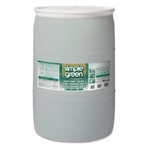 Simple Green Industrial Cleaner and Degreaser, Concentrated, 55 Gallon Drum