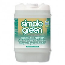 Simple Green Concentrated Cleaner, Degreaser and Deodorizer, 5 Gallon, Pail