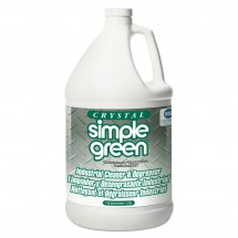 Simple Green Crystal Industrial Cleaner Degreaser, 1 Gallon, 6/Carton