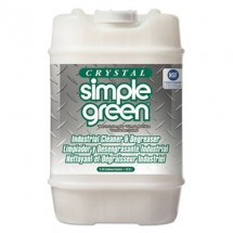 Simple Green Crystal Industrial Cleaner Degreaser, 5 Gallon Pail