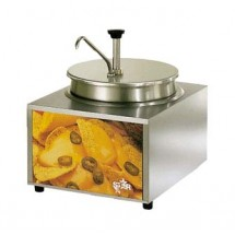 Star 11WLA-P 11 qt. Heat & Serve Cheese Warmer