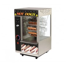 Star 174CBA Cradle Rotisserie Broil-O-Dog Hot Dog Broiler